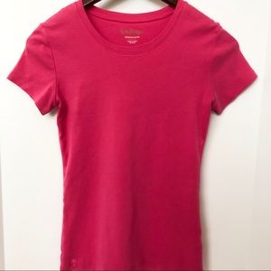 3 FOR $40 • Lilly Pulitzer Hot Pink Tee • Size M